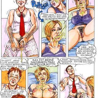 Deutsche Sex Comics