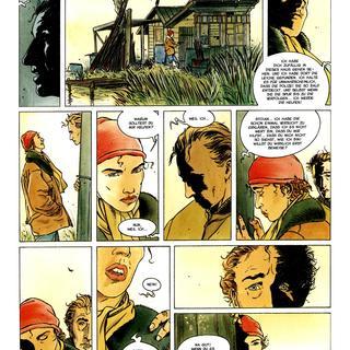 Die Frau aus dem Delta von Lax, Frank Giroud