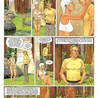 Aldebaran 2 Die Blonde von Leo