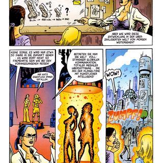 Sexuelle Devolution 4 von Levin Kurio