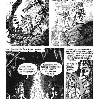 Kala 1 Gefangen auf dem Schreckensfelsen von Levin Kurio