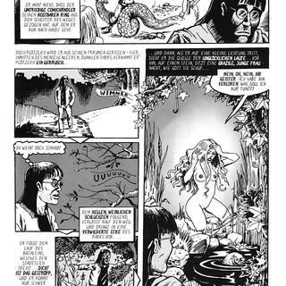 Der Nerd und die Nymphe von Levin Kurio