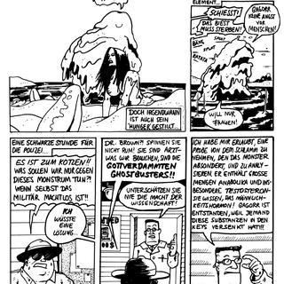 Gagorr Der Sexmutant aus dem Sumpf von Levin Kurio