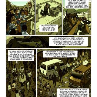 Der Killer 06 Modus Vivendi von Luc Jacamon, Matz