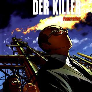 Der Killer 10 Feuerreiter von Luc Jacamon, Matz