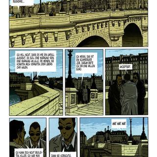 Der Killer 05 Seelensterben von Luc Jacamon, Matz
