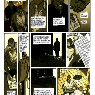 Der Killer 04 Blutsbande von Luc Jacamon, Matz