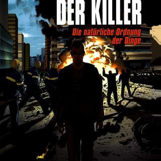 Der Killer 08 Die natuerliche Ordnung der Dinge von Luc Jacamon, Matz