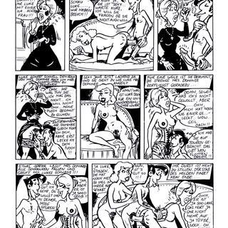 Lucky Luke und die Frau von Domine von Lucky Luke