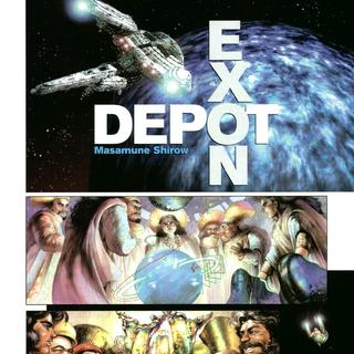 Exon Depot von Masamune Shirow