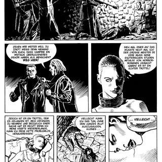 Dampyr 10 Das Geheimnis von Siebenbuergen von Mauro Boselli