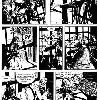 Dampyr 11 Aus der Finsternis von Mauro Boselli