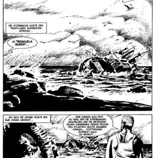 Dampyr 5 Die Kueste der Skelette von Mauro Boselli