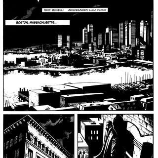 Dampyr 14 Vampirkiller von Mauro Boselli