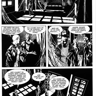Dampyr 12 Elixier des Teufels von Mauro Boselli