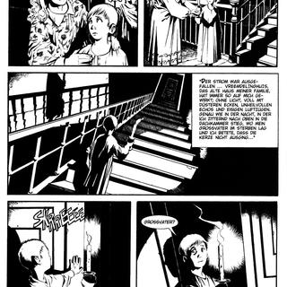 Dampyr 13 Flaemischer Albtraum von Mauro Boselli