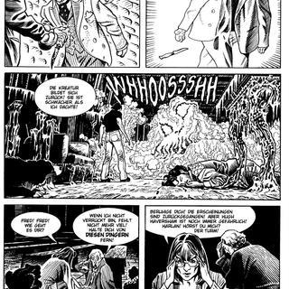 Dampyr 16 Geisterjaeger von Mauro Boselli