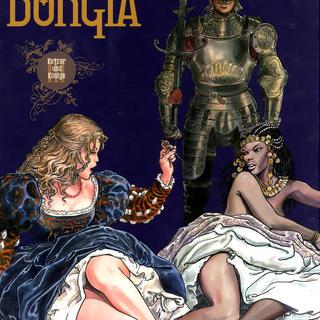 Borgia 3 von Milo Manara