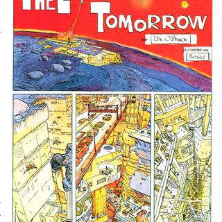 The Long Tomorrow von Moebius
