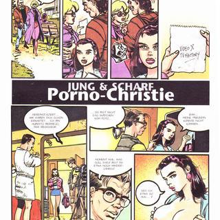 Jung und Scharf Porno-Christie von Monica, Beatriz