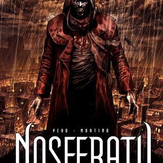 Nosferatu 1 Si Vis Pacem von Oilvier Peru, Stefano Martino