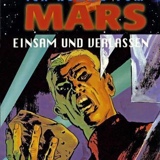 Ich komme vom Mars 3 Einsam und Verlassen von Parras, Cothias