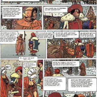 Der Weihnachtstruthahn von Patrick Galliano, Boro Pavlovic