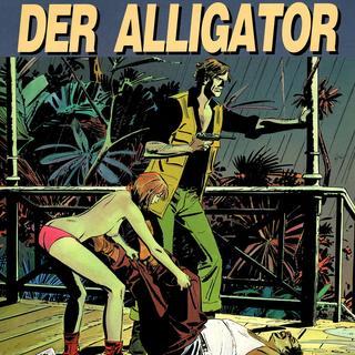 Leviathan 2 Der Alligator von Paul Gillon
