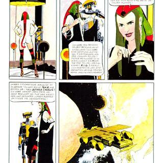 Die Neue Venus von Paul Gillon