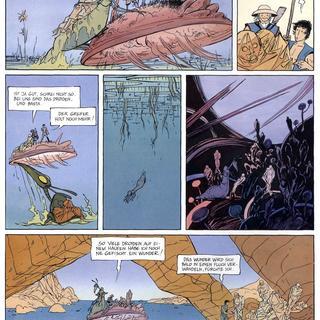 Der Ideenhaendler 3 Die Suche nach dem Sternensaeer von Philippe Berthet, Andre Cossu