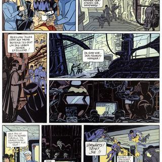 Der Ideenhaendler 2 Die Reise zur Zentrale von Philippe Berthet, Andre Cossu