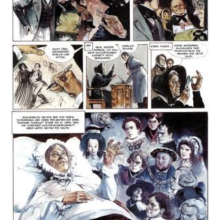 Wachsfiguren in der Fremde von Rene Follet, Andre-Paul Duchateau