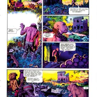 Mutant World von Richard Corben