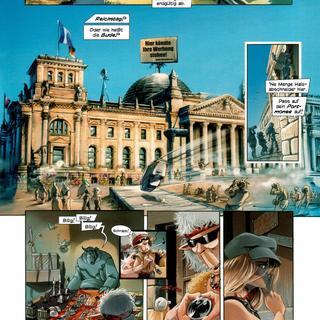 Berlin 2323 von Robert Feldhoff, Dick Schulz