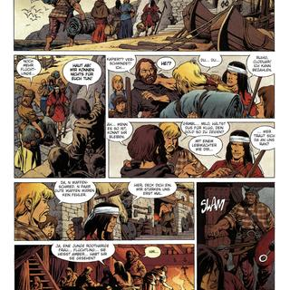 Vae Victis 8 Sligo - der Thronraeuber von Simon Rocca, Jean-Yves Mitton