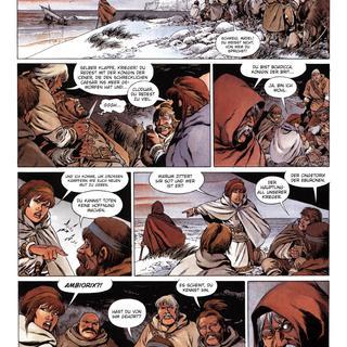 Vae Victis 11 Keltill - Der Vercingetorix von Simon Rocca, Jean-Yves Mitton