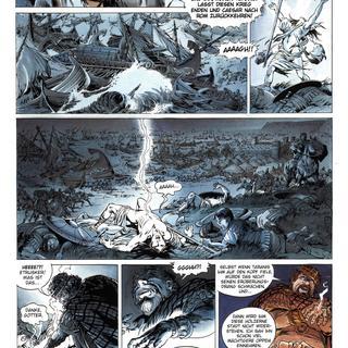 Vae Victis 10 Arulf - Der Icener von Simon Rocca, Jean-Yves Mitton