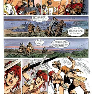 Vae Victis 6 Boadicca - die rasende Kriegerin von Simon Rocca, Jean-Yves Mitton