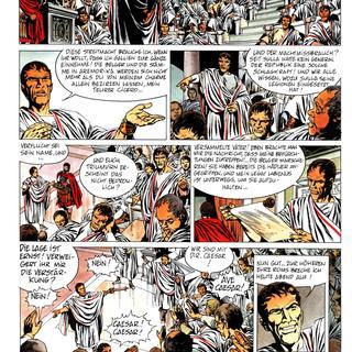 Vae Victis 4 Milo - der Beschwoerer der Stuerme von Simon Rocca, Jean-Yves Mitton