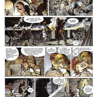 Vae Victis 14 Critovax - Jenseits der Schande von Simon Rocca, Jean-Yves Mitton