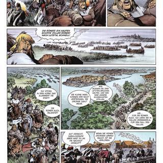 Vae Victis 13 Titus Labienus - Der Stratege von Simon Rocca, Jean-Yves Mitton
