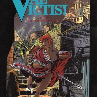 Vae Victis 1 Amber - Das Gastmahl des Crassus von Simon Rocca, Jean-Yves Mitton