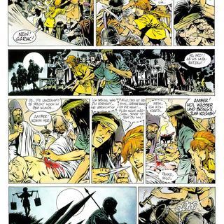 Vae Victis 3 Garak - der Leichenfledderer von Simon Rocca, Jean-Yves Mitton