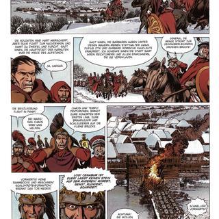 Vae Victis 12 Adua - Die Woelfin von Simon Rocca, Jean-Yves Mitton