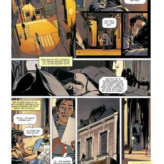 BlackOP 4 von Stephen Desberg, Hugues Labiano