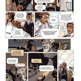 BlackOP 5 von Stephen Desberg, Hugues Labiano