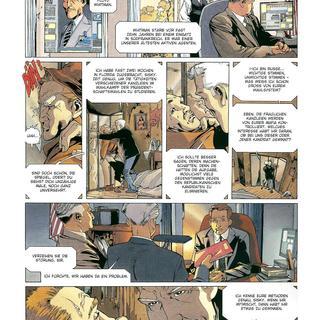 BlackOP 2 von Stephen Desberg, Hugues Labiano