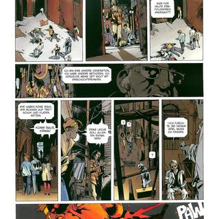 BlackOP 3 von Stephen Desberg, Hugues Labiano