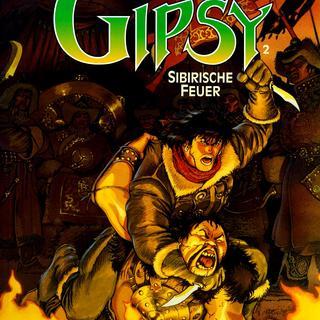 Gipsy 2 Sibirische Feuer von Thierry Smolderen, Enrico Marini
