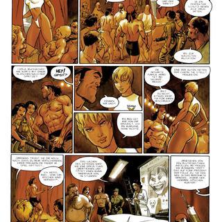 Gipsy 6 Das Lachen des Azteken von Thierry Smolderen, Enrico Marini
